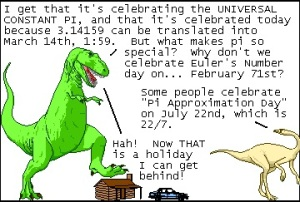 pi approx day